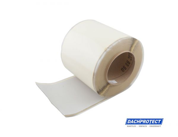 DACHPROTECT Formband WEISS 230 mm breit (pro lfm)