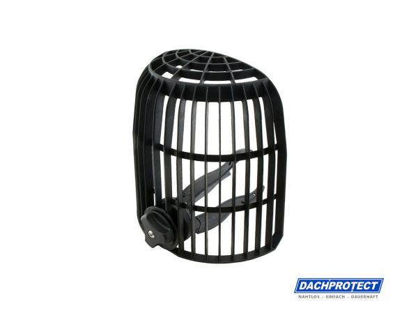 Universal Attika Kiesfangkorb DN 70 - 200 mm, höhenverstellbar, UV-stabilisiert + schlagzäh